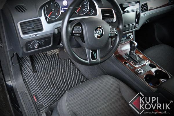 Коврики для Volkswagen Touareg II