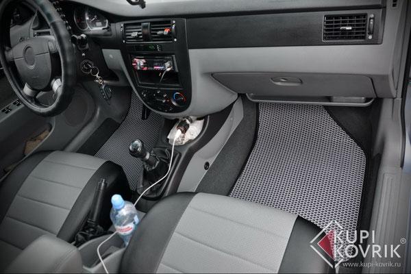 Автомобильные коврики EVA для Chevrolet Lacetti