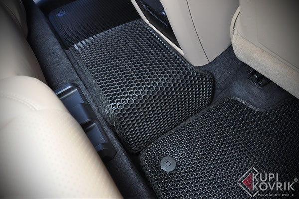 Коврики EVA для Porsche Cayenne III