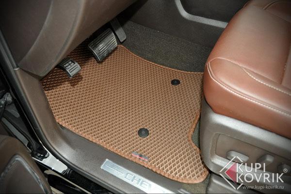 Автомобильные коврики EVA для Chevrolet Tahoe IАвтомобильные коврики EVA для Chevrolet Tahoe IV