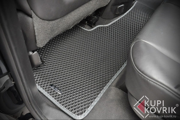 Коврики EVA для Cadillac Escalade IV 5 мест