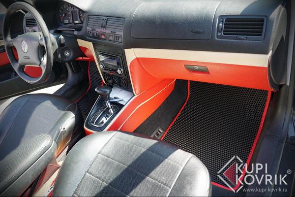 Коврики EVA для VW Bora и VW Jetta IV