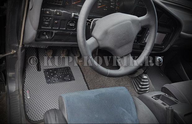 Коврики Land Cruiser 80