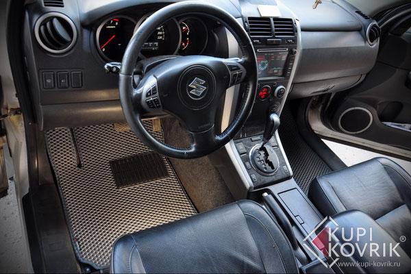 Коврики EVA для Suzuki Grand Vitara III