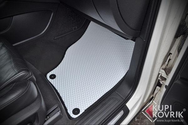 Автомобильные коврики EVA Audi Q7 I