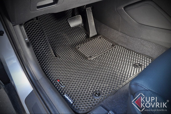 Автомобильные коврики EVA для Hyundai Tucson III