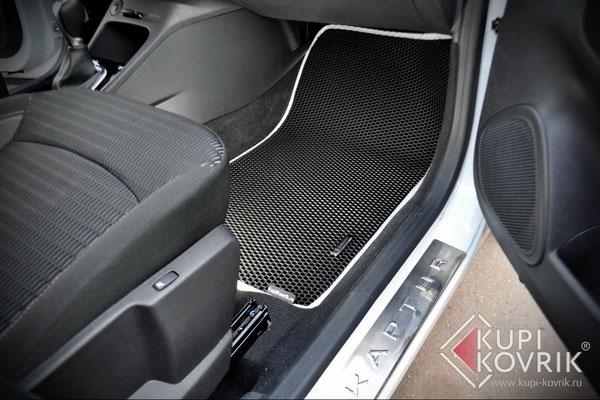 Коврики EVA для Renault Kapture