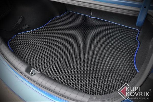 Автомобильные коврики EVA для Hyundai Solaris II