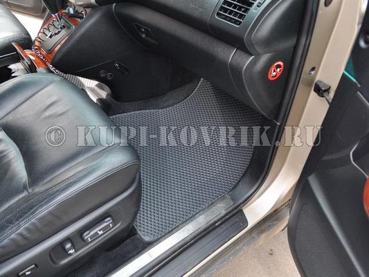 Коврики Lexus RX II