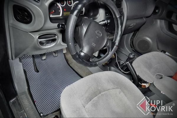 Автомобильные коврики EVA для Hyundai Santa Fe I
