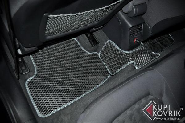 Автомобильные коврики EVA Audi A3 III