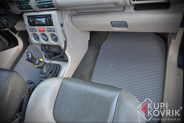 Коврики EVA для Land Rover Freelander I