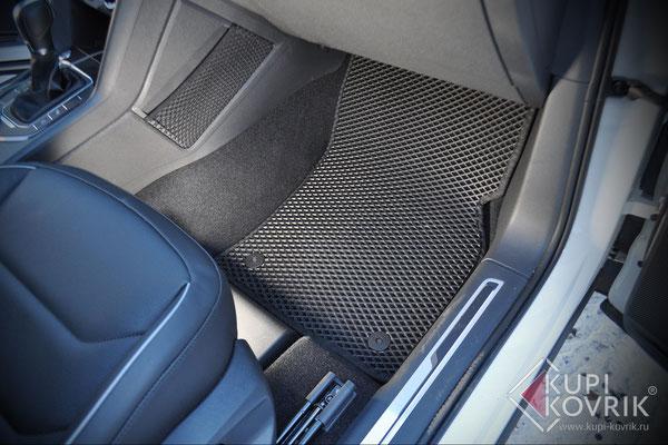 Коврики EVA для VW Tiguan II