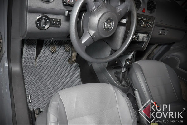 Коврики для Volkswagen Caddy III