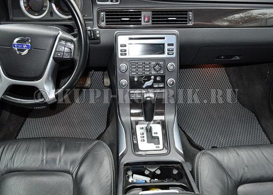 Коврики Volvo XC 70 II