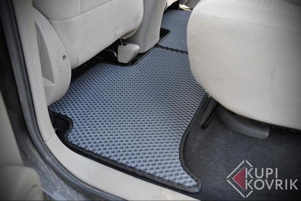 Коврики Renault Scenic II