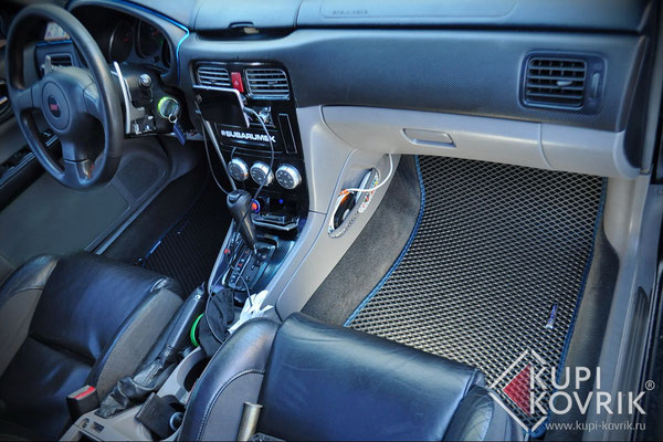 Коврики EVA для Subaru Forester II