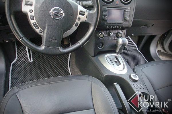 Коврики для Nissan Qashqai I