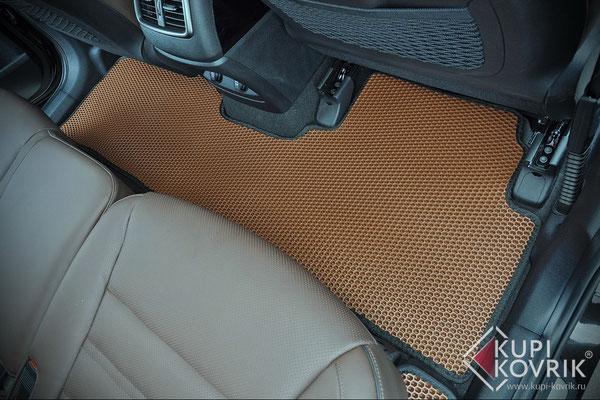 Автомобильные коврики EVA для Hyundai Santa Fe IV
