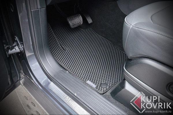 Коврики для Mercedes-Benz GL-klasse X166