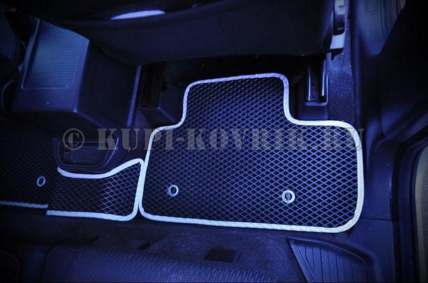 Коврики EVA для Land Rover Freelander II