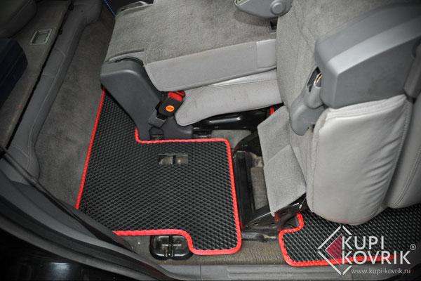 Автомобильные коврики EVA для Ford Explorer III