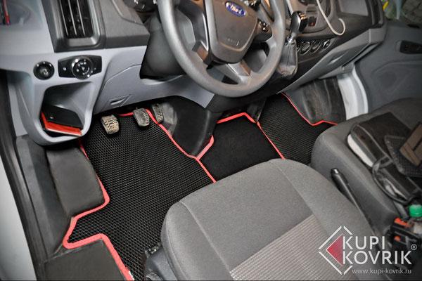 Автомобильные коврики EVA для Ford Transit VIII (2013->)