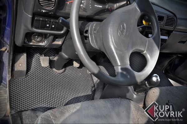 Автомобильные коврики EVA для Hyundai Porter III