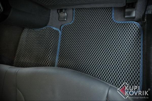 Автомобильные коврики EVA для Hyundai i40 I