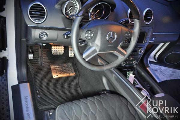 Коврики для Mercedes-Benz GL-klasse X164