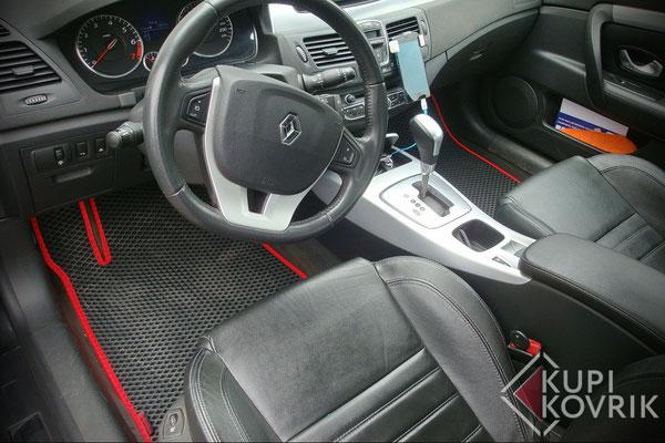 Коврики Renault Laguna III