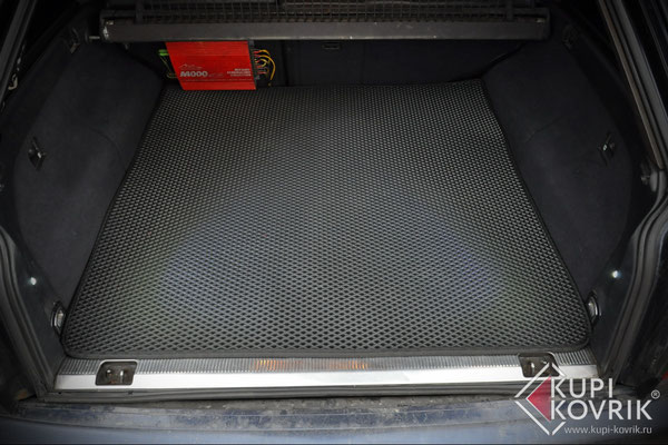Автомобильные коврики EVA Audi 100