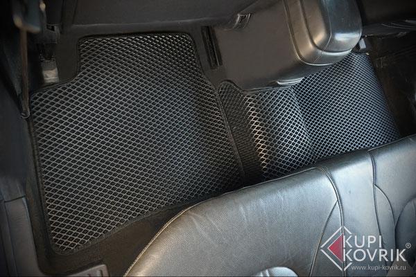 Автомобильные коврики EVA для Hyundai Sonata IV EF Tagaz