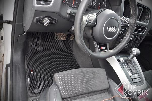 Автомобильные коврики EVA Audi Q5