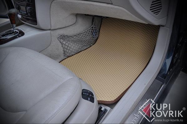 Коврики EVA для Mercedes-Benz S-klasse W220