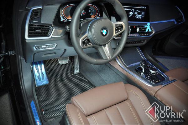 Автомобильные коврики EVA BMW X5 G05