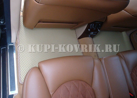 Коврики Bentley Arnage