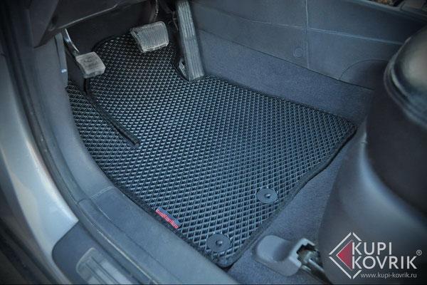 Автомобильные коврики EVA для Hyundai Santa Fe II