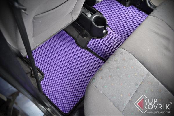 Автомобильные коврики EVA для Hyundai Getz