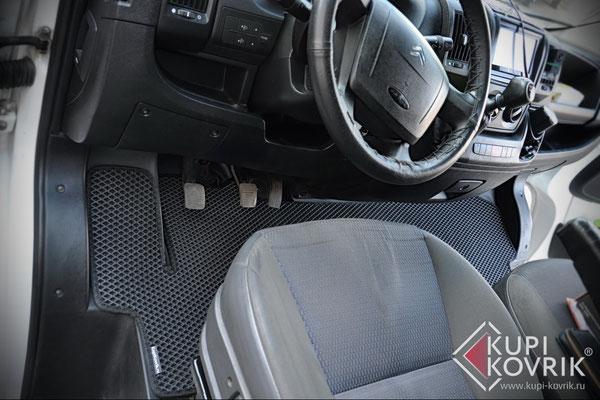 Автомобильные коврики EVA для Citroen Jumper