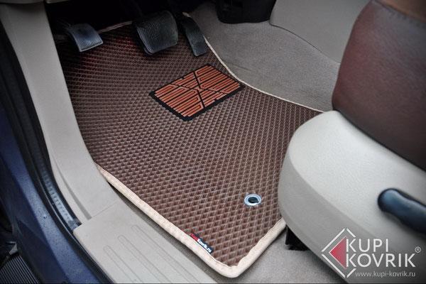Автомобильные коврики EVA для Ford Expedition II (2002-2006)