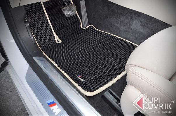 Автомобильные коврики EVA BMW 7 G11-G12