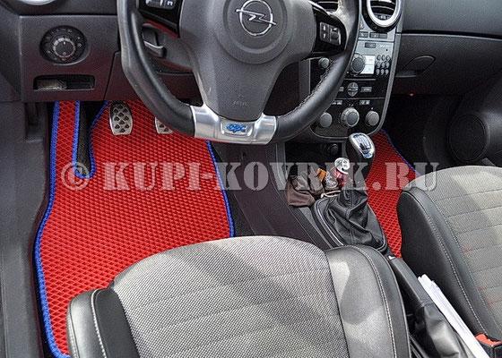 Коврики Opel Corsa