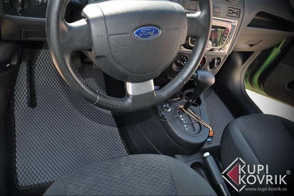 Автомобильные коврики EVA для Ford Fiesta V