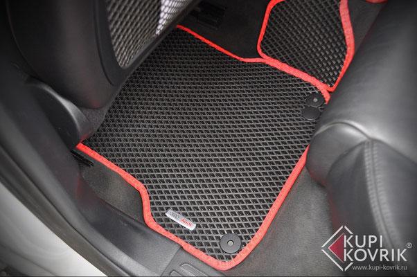 Автомобильные коврики EVA Audi A6 C6