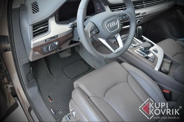 Автомобильные коврики EVA Audi Q7 II