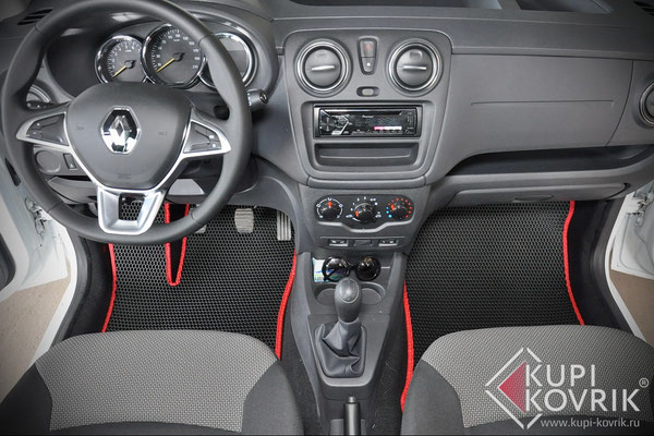Коврики для Renault Dokker I
