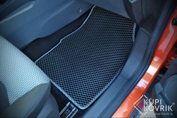 Автомобильные коврики EVA для Ford Ecosport