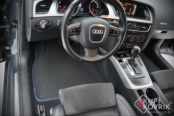Автомобильные коврики EVA Audi A5 I