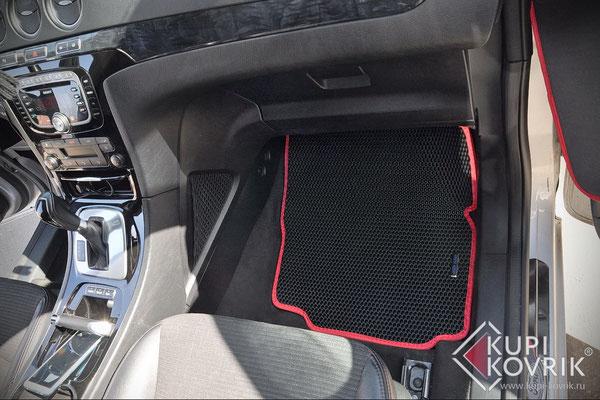 Автомобильные коврики EVA для Ford Galaxy II